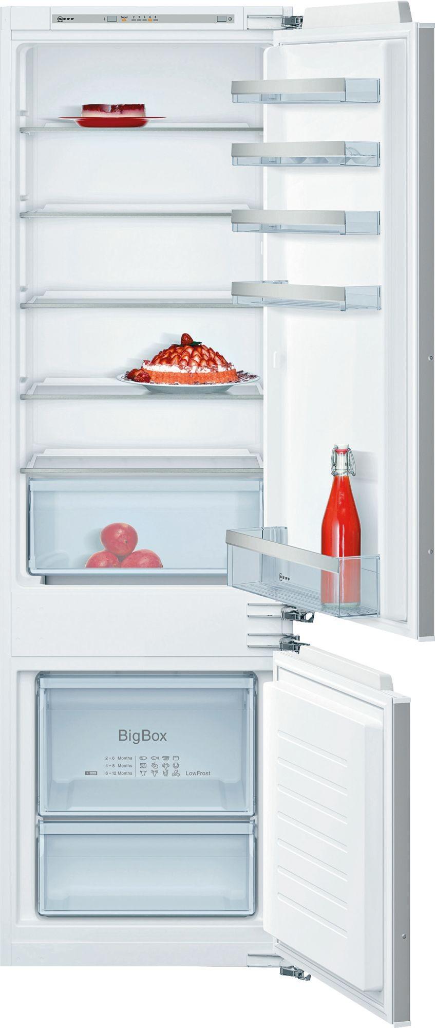 teamsix kg 815 a2 neff combinati frigo congelatore da incasso. Black Bedroom Furniture Sets. Home Design Ideas