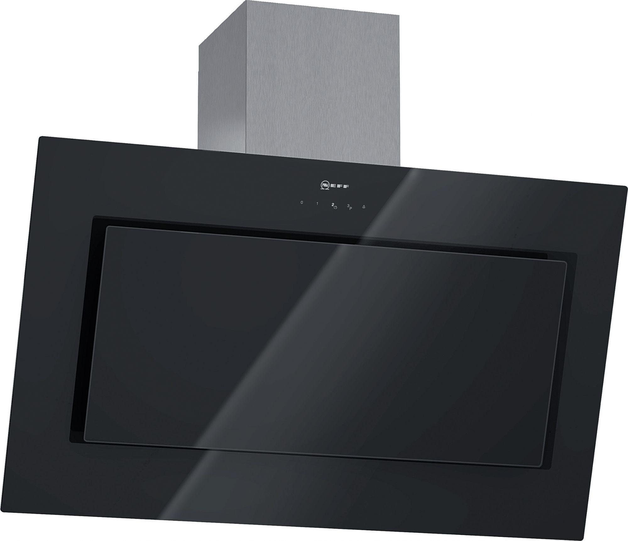 teamsix dse 3949 s edelstahl schwarz neff cappe. Black Bedroom Furniture Sets. Home Design Ideas