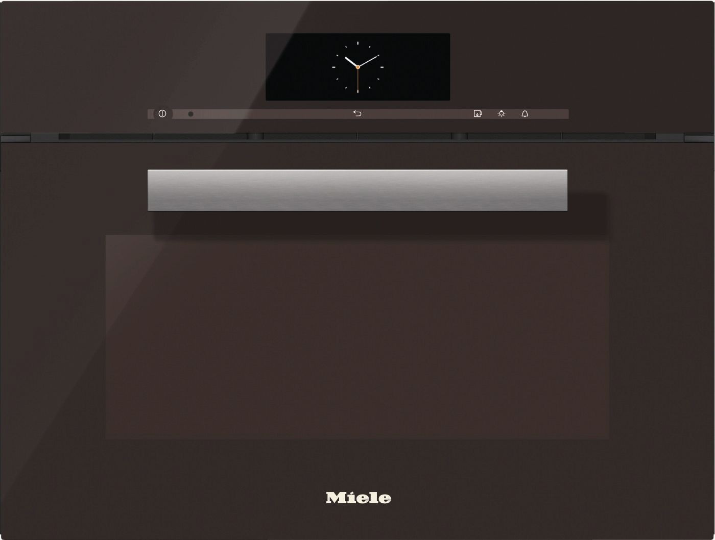 teamsix dgc 6800 havannabraun miele classic steamer. Black Bedroom Furniture Sets. Home Design Ideas