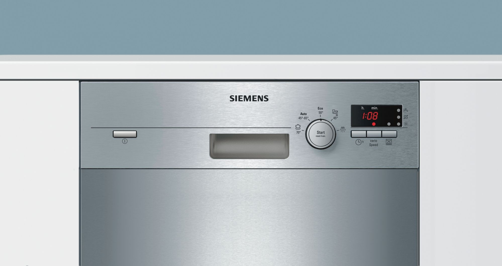 teamsix sr45e507eu siemens elektro gro lavastoviglie sottopensile. Black Bedroom Furniture Sets. Home Design Ideas