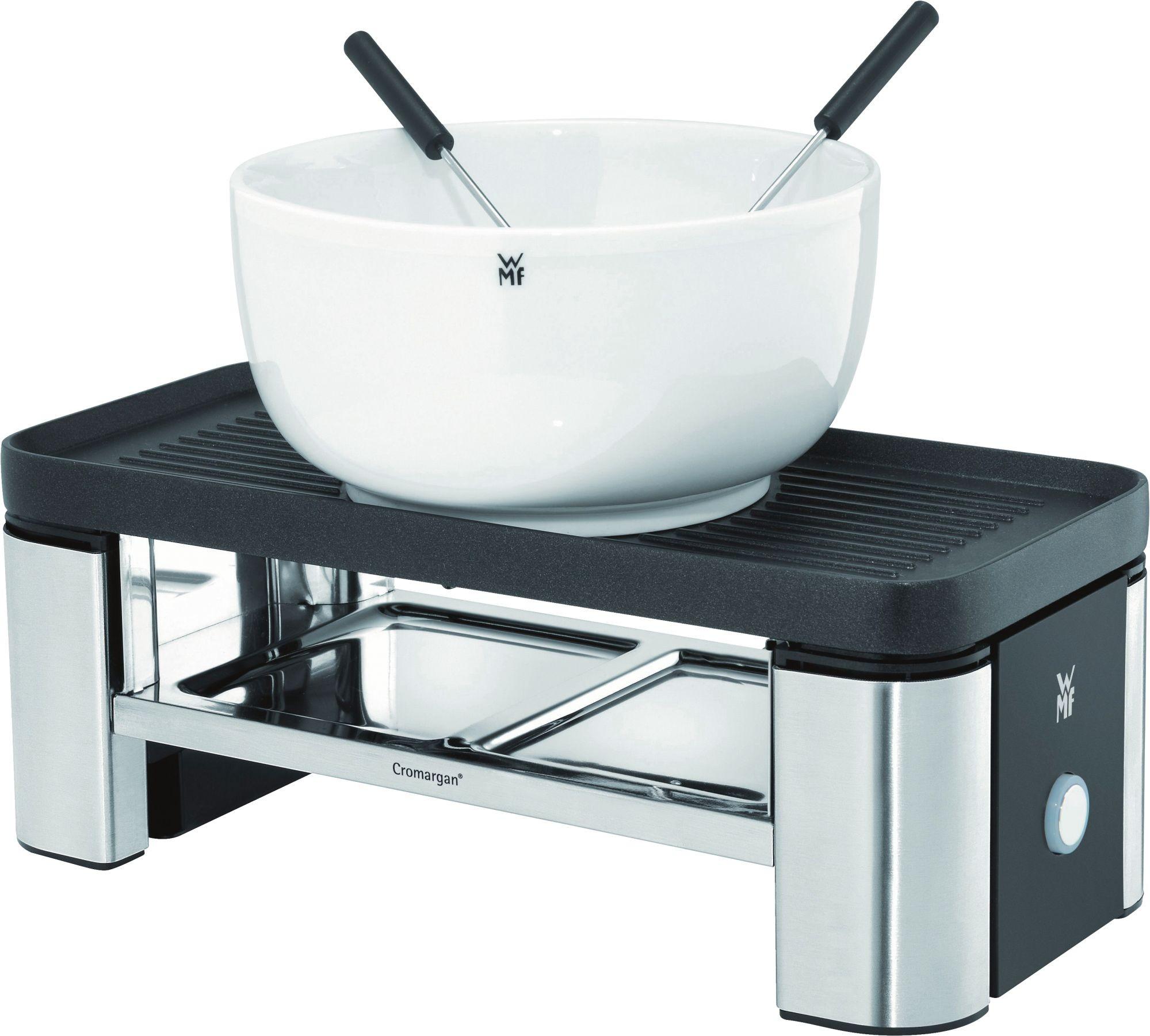 teamsix 2 er raclette cromargan wmf vertragsware. Black Bedroom Furniture Sets. Home Design Ideas