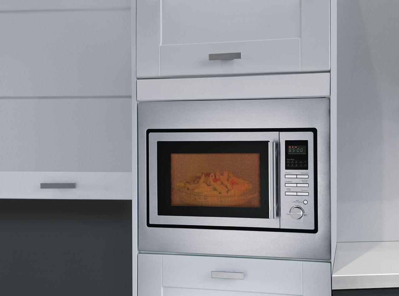 teamsix mwg 2216 h eb acciaio inox bomann forni microonde. Black Bedroom Furniture Sets. Home Design Ideas